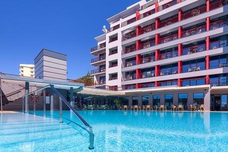 Hotel Four Views Monumental - Plná penze