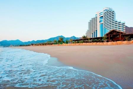 Le Meridien Al Aqah Beach Resort - Spojené arabské emiráty v březnu