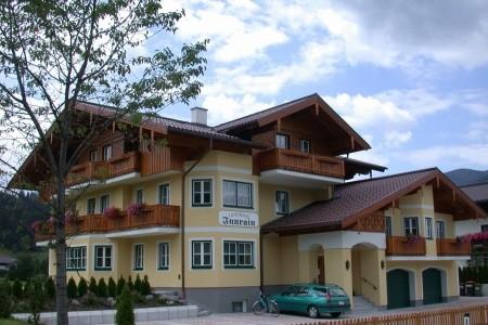 Apartmány Landhaus Innrain – Flachau - Rakousko v březnu - apartmány - First Minute - luxusní dovolená