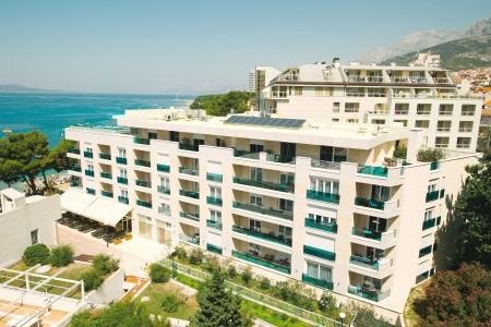 Apartmány City Beach ****