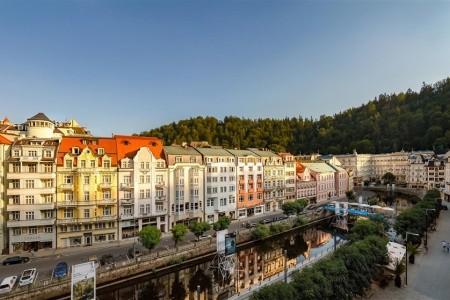 Karlovy Vary - Dvorak Spa & Wellness - Podzimní dovolená v Karlových Varech