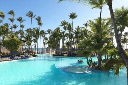 Melia Caribe Beach Resort - Punta Cana - Dominikánská republika