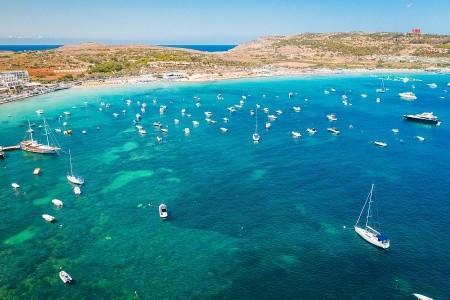 Relax na plážích Malty + MODRÉ POKLADY OSTROVA + D - Poznávací zájezdy