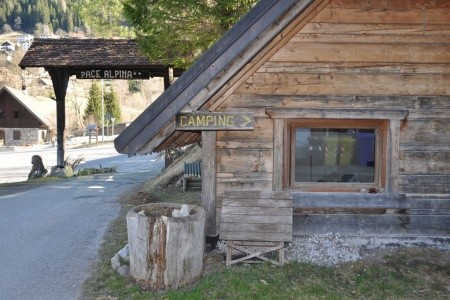 Kemp Pace Alpina - Levně
