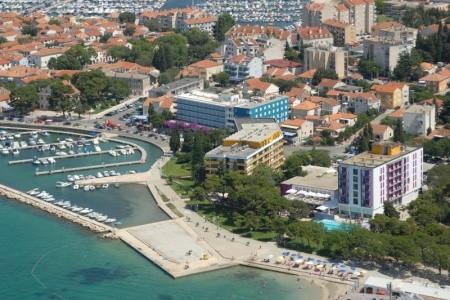 Hotel Kornati - v červenci