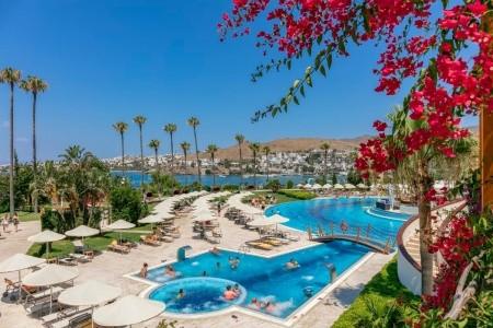 Hotel Kefaluka Resort, Turecko, Egejská riviéra