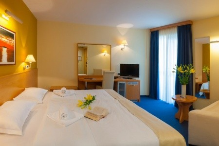 Hotel Saudade, Chorvatsko, Makarská riviéra