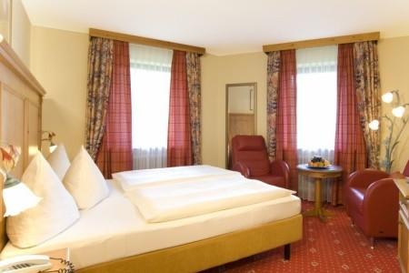 Alpenhotel Kronprinz ****, Berchtesgaden - Německo - hotely
