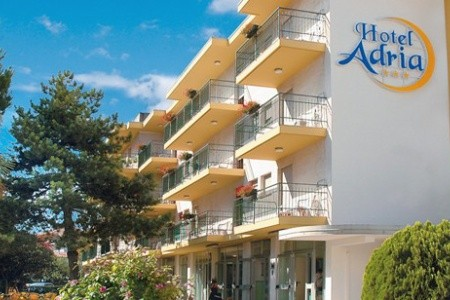 Hotel Adria: Rekreační Pobyt 5 Nocí