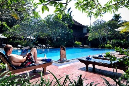 Bumas Hotel Sanur - Last Minute letecky