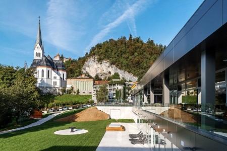 Hotel Bled Rose - Ubytování