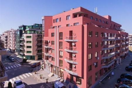 Salt Lake Aparthotel - Pomorie - First Minute - Bulharsko