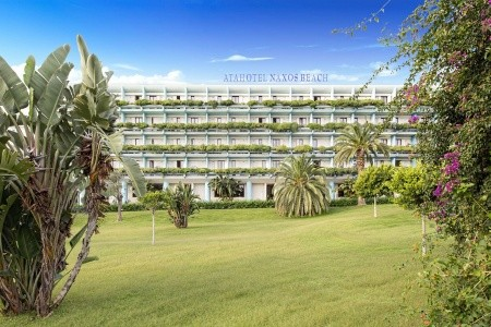Hotel Atahotel Naxos Beach - Letecky All Inclusive