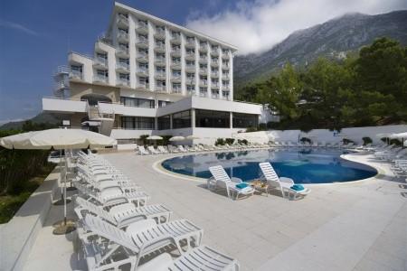 Gradac / Hotel Labineca, Chorvatsko, Makarská riviéra