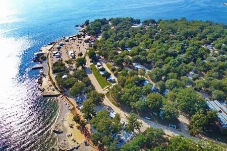Bijela Uvala Village Camping, Chorvatsko, Istrie
