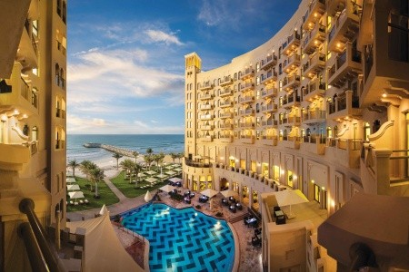 Hotel Bahi Ajman Palace - All Inclusive