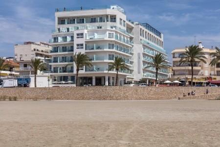 Hotel Las Arenas - v září