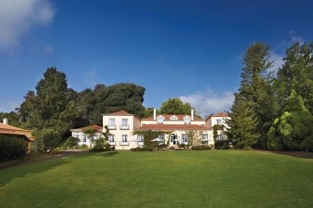 Hotel Casa Velha Do Palheiro - Madeira v říjnu