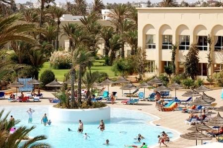 Zephir Hotel & Spa - Zarzis - Tunisko