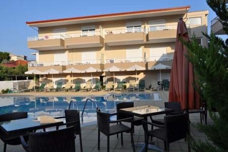 Sarti Plaza Hotel*** (Chalkidiki, Sarti) - Letadlo - Chalkidiki Last Minute