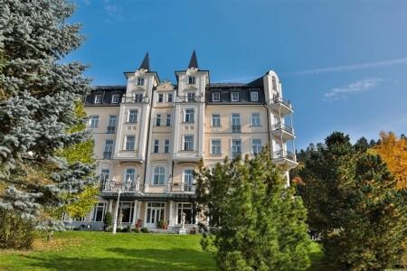 Mariánské Lázně - SUN Palace Spa & Wellness hotel
