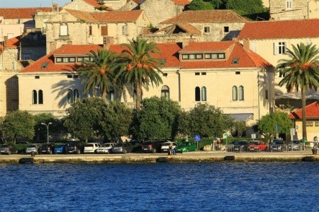 Aminess Korčula De La Ville Hotel - Chorvatsko Last Minute