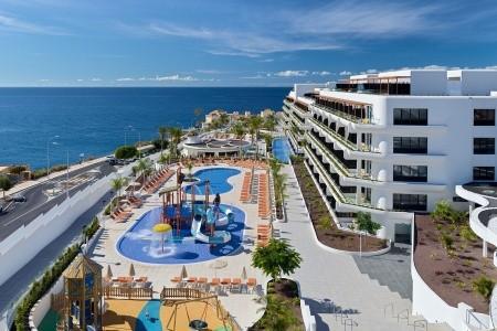 Hotel H10 Atlantic Sunset - Kanárské ostrovy v říjnu - hotely - First Minute - luxusní dovolená