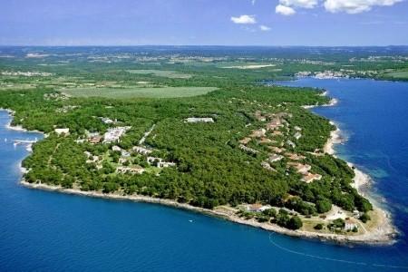 Apartmány Lanterna Sunny Resort By Valamar  - 5 Nocí, Chorvatsko, Poreč