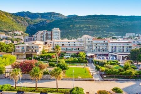 Hotel Palas - Petrovac na moru - Černá Hora