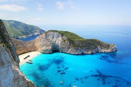ZAKYNTHOS A KEFALONIE - čarokrásné ostrovy v Iónském moři