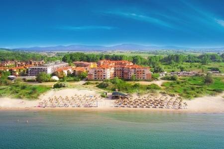 Hotel Hacienda Beach - Letecky z Prahy
