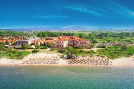 Hotel Hacienda Beach - Letecky