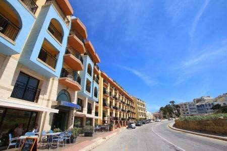 Luna Holiday Complex, Malta, Mellieha