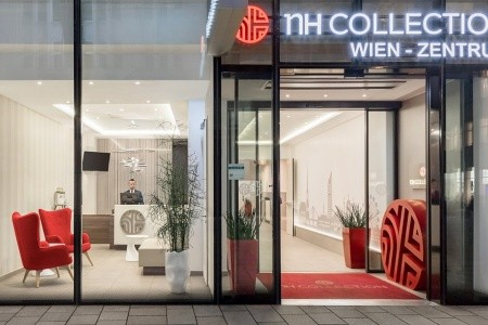 Hotel Nh Collection Wien Zentrum