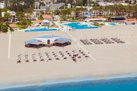 Azul Beach Resort Montenegro - v srpnu