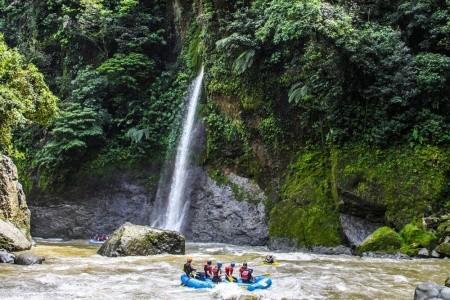 Eco adventure na Kostarice