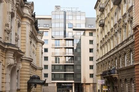 Hotel Nh Budapest City - v červnu