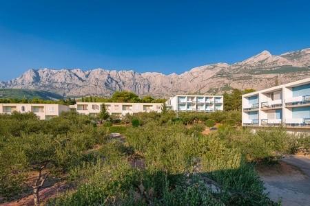 Rivijera Sunny Resort By Valamar: Rekreační Pobyt 10 Nocí, Chorvatsko, Makarská riviéra