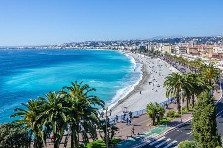 To Nejkrásnější Z Nice + Grasse + Azurové Pobřeží (Letecky Z - Letní dovolená u moře