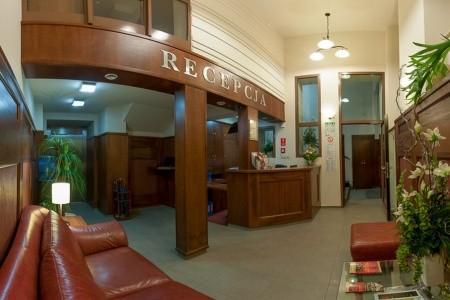 Hotel Alexander Ii: Rekreační Pobyt 4 Noci - 2022