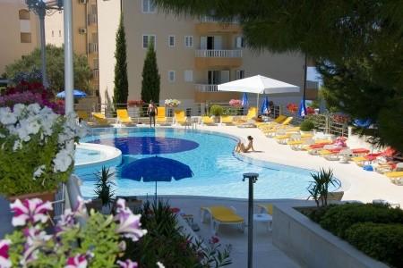 Hotel Horizont, Baška Voda, Chorvatsko, Baška Voda