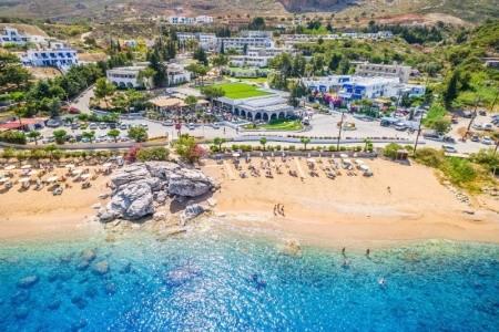 Porto Angeli Beach Resort, Řecko, Rhodos