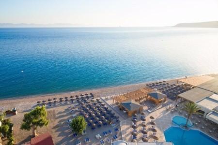 Avra Beach Resort Hotel, Řecko, Rhodos