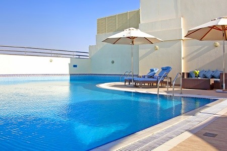 Hotel Grand Excelsior Al Barsha - Dubaj - Spojené arabské emiráty