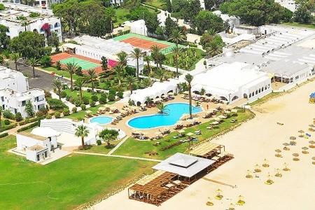 Hotel Club Salammbo Hammamet & Aquapark - Yasmine Hammamet letecky z Prahy