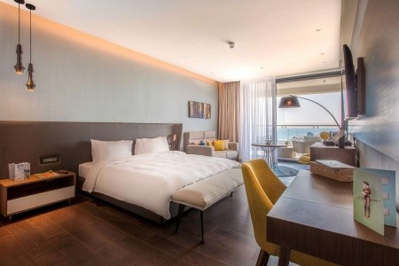 Hotel Radisson Blu - Kypr letecky z Bratislavy s polopenzí - zájezdy - luxusní dovolená