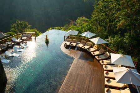 Hanging Gardens Of Bali - First Minute