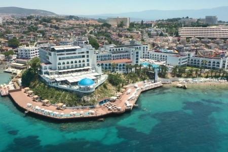 Hotel Infinity By Yelken Aquapark & Resorts, Hotel Tusan Beach Resort