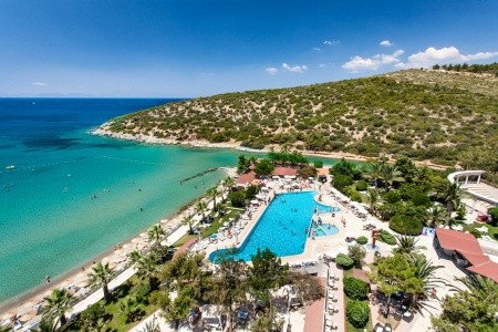 Hotel Tusan Beach Resort, Hotel Infinity By Yelken Aquapark & Resorts