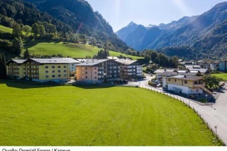 Appartements Domizil Egger Kaprun - Kaprun / Zell am See - Rakousko